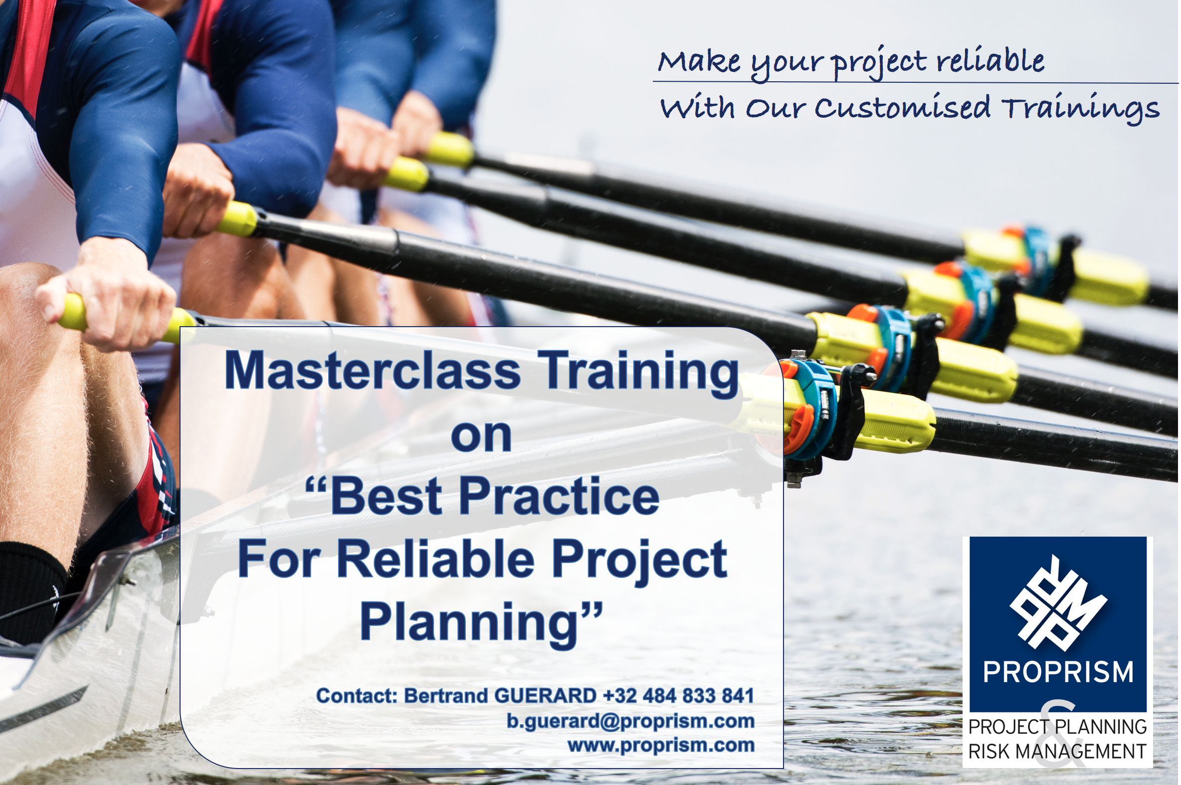 Masterclass Best Practice for Project Planning